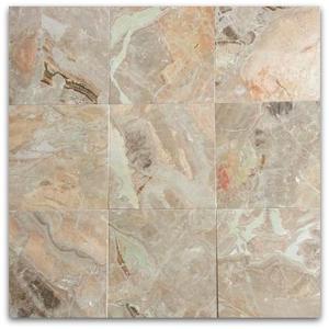 Breccia Oniciata 12x12 Polished Marble