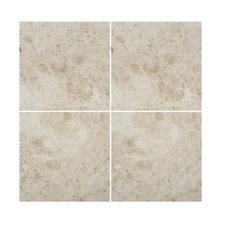 Cappuccino Light 6x6 Marble tile Polished