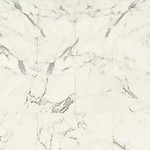 Calacatta Oro 18x36x3/8 Honed Marble Tile