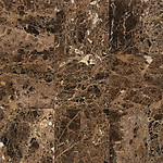Emperador Dark Marble Polished 12x12 Tile