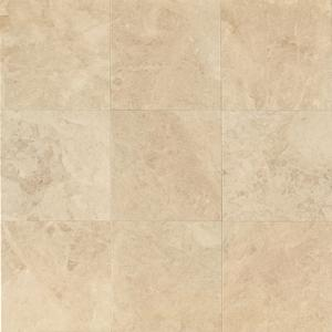 Cappuccino Polished Marble 18x18 Tile