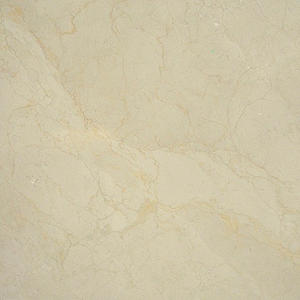 Crema Marfil 24x24x5/8 Polished Classic Marble Tile
