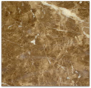 Emperador Light 12x12 Polished Marble Tile