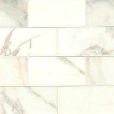 Calacatta Oro 3x6 Honed Marble Subway Tile