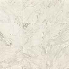 Calacatta Oro 18x18x3/8 Honed Marble Tile