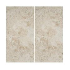 Cappuccino Light 6x12 Marble tile Polished
